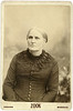 Monimia Stevens, born Nov 6 1826. Maga's Great-Grandmother. Married George Cooper.