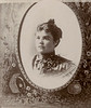 Laura Belle Garver. Might be a relative or just a friend.