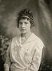 Leona Bernice (Ba) Cunningham, high school graduation portrait